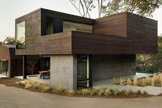 Oak Pass Guest House, Beverly Hills, California by Walker Workshop