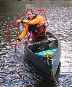 Top Tips For Canoeing - Getting Your Open Boat Moving