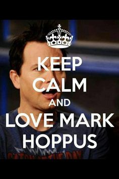 Love mark hoppus blink 182