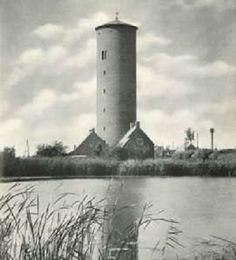 Galgenweg 1 Watertoren in 1947