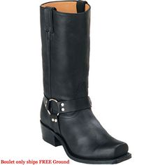 6082 Boulet Men's Motorcycle Boots from Bootbay, Internet's Best Selection of Work, Outdoor, Western Boots and Shoes.