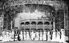 December 27, 1927: The original production of SHOW BOAT opens at the Ziegfeld Theatre