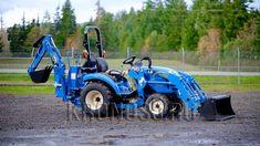 Минитрактор LS Tractor XJ2025-24.4HP купить в Москве | интернет-магазин Kronos-Company.ru - 428176529 Tractors, Vehicles, Rolling Stock, Vehicle, Tools