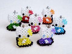 Hello Kitties by LvlyBMC.deviantart.com on @deviantART