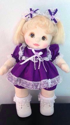 My Child Mattel Doll Brown Eyes. Beautiful Doll!