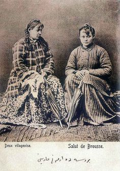 Armenian Women, Bursa