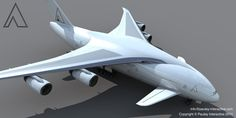 Monster Jumbo Could Be The Largest Airplane In The World