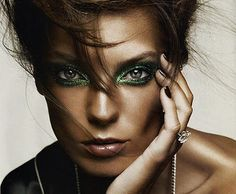 Editorial Make Up Look #Beauty