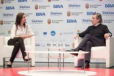 YA TENÉIS DISPONIBLES LOS NUEVOS CONTENIDOS DE LA REVISTA DE CASTILLA Y LEÓN JUNTO AL TEMA DESTACADO DE LA SEMANA: Gabilondo y Carrillo analizan la vinculación entre las redes sociales, los periodistas y los medios en Burgos http://revcyl.com/www/index.php/ciencia-y-tecnologia/item/5750-gabilondo-y-carrillo-analizan-la-vinculaci%C3%B3n-entre-las-redes-sociales-los-periodistas-y-los-medios-en-burgos