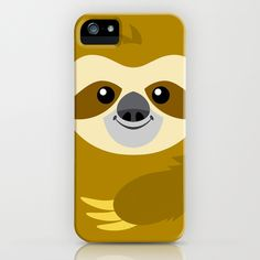 8 adorable sloth cases to protect iPhones, Galaxy phones, or your kids' iPods on the road.