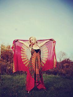 long bohemian organic sundress #Cloud9Jewels #dress #boho