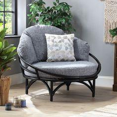 Desser - Rattan Furniture (@desserandco) • Instagram photos and videos Natural Furniture, Rattan Furniture, Wicker, Boho Chic, Love Seat, Armchair, Couch, Interior Design, Videos