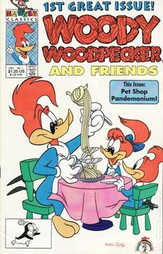 Woody Woodpecker and Friends (1991) 1