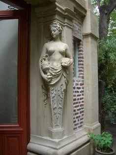 Paris XVe, 2 passage de Dantzig - La Ruche, cité d'artistes (1902)