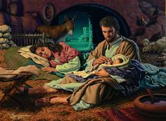 christmas art | Christmas art's context: 12-24/25-11 (Bill's 'Faith Matters' Blog)