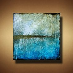 Original Abstract Painting  Heavily Textured  by BrittsFineArt, $220.00    ----BTW, Please Visit:  http://artcaffeine.imobileappsys.com