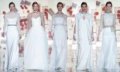 Costuras de azúcar en las novias de Jesús Peiró - Foto 6