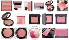 Light Summer Blushes