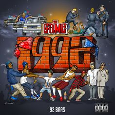 "The Game ""92 Bars"" #AllNewShit #MeekMillDiss #NP #NEW #MUSTSEE #DC #PHILLY #CALI #FOLLOW"