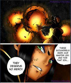 Minerva // Fairy Tail chapter 485