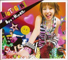 Aya Hirano - Riot Girl   Releases, Reviews, Credits   Discogs Riot Girl, Aya Hirano, Love Gun, Girls 4, Album Covers, Hero, Japan, Songs, 2000s