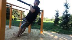 Tutorial #2 Podstawowe ćwiczenia budujące siłę\ basic exercises build strength on bar