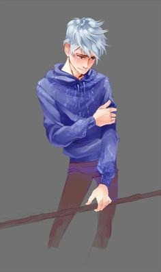 Jack Frost//so much beautiful rotg art!