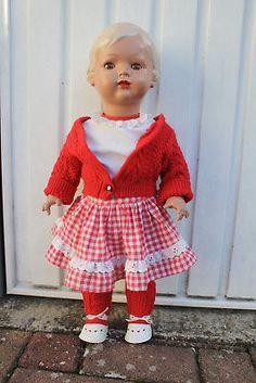 Schildkröt Puppe Chistel 56cm