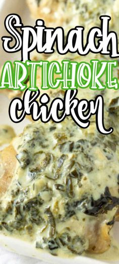 If you are looking for an amazing instant pot chicken thighs recipe then you are going to love this spinach artichoke chicken recipe! Cooked in the instant pot this instant pot chicken thighs recipe is done in less then 20 minutes! Chicken Artichoke Recipes, Chicken Spinach Recipes, Chicken Korma Recipe, Keto Chicken Thigh Recipes, Chicken Curry, Instant Pot Chicken Thighs Recipe, Crockpot Chicken Thighs, Instant Pot Dinner Recipes, Recipes Dinner