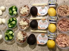 A guide to what a ketogenic diet is, what to buy at the grocery store, what you can and can't eat and some tips to stick to it. #ketogenic #keto #ketodiet