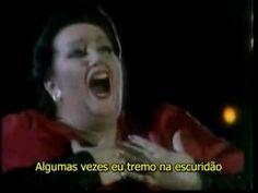 Freddie Mercury and Montserrat Caballe - How can I go on (Legendado em P...