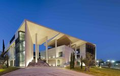 Gallery of Administration of the Municipal Water Supply / VTria Architects - 6