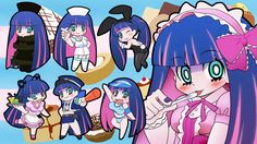 Rating: Safe Score: 27 Tags: bunny_girl chibi mameshiba nurse panty_&_stocking_with_garterbelt police_uniform stocking swimsuits thighhighs waitress User: maurospider Panty And Stocking Cosplay, Sister Wallpaper, Fallout Concept Art, Anime School Girl, Character Wallpaper, Sketch Inspiration, Anime Style, Yandere, Magical Girl