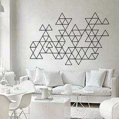 Interior Design Trend: Geometric Design
