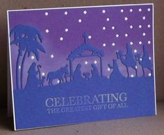 CC402 greatest gift by tessaduck - Cards and Paper Crafts at Splitcoaststampers