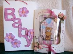 Make a Special Card Box in which to give your creations.