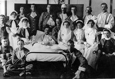 British military nurses and the Great War: a guide to the services, copyright Sue Light