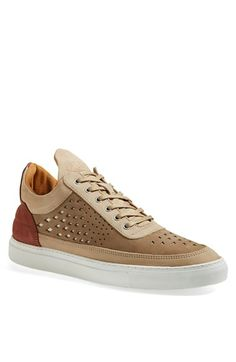 Filling Pieces Perforated Sneaker | Nordstrom