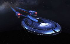 USS Fairhaven S NCC-987666-S