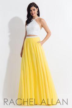 22a3934b73a Rachel Allan 6112. Long Prom GownsFormal ...