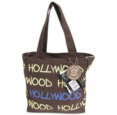 Robin Ruth Canvas Hollywood Small Tote Bag Handbag Purse Travel Souvenir $16.99 Robin, Small Tote Bags, Hollywood, Travel Souvenirs, Different Styles, Reusable Tote Bags, Handbags, Purses, Amazon