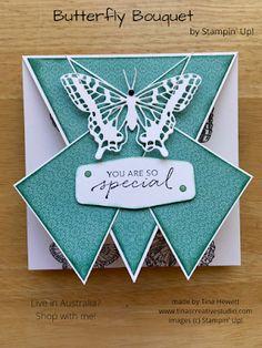 Tri Fold Cards, Flip Cards, Fancy Fold Cards, Folded Cards, 3d Cards, Card Making Templates, Card Making Tutorials, Card Making Techniques, Making Ideas