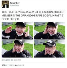 Fluffy Yoongi vs hot Suga
