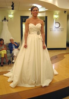 Season 6 Featured Dress - Leah #SYTTD #Weddings