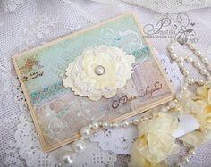 """Smart and Beautiful: Свадебная открытка в стиле """"шебби-шик"""" - секреты создания"""