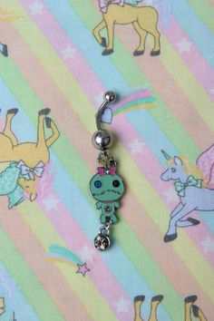 Scrump Belly Ring