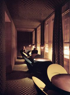 The Astoria Hotel & Restaurant by Verner Panton