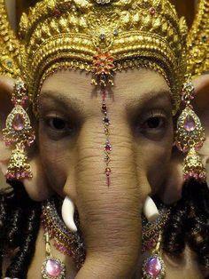 Lord Ganesh.