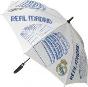 Paraguas automático grande del Real Madrid...: http://www.pequenosgigantes.es/pequenosgigantes/2880502/paraguas-automatico-real-madrid.html