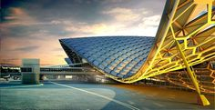 Danang International Airport - Dang Tran Tuan Anh' s project